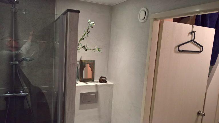 Nieuwe badkamer en toilet in sliedrecht den butter & voogt